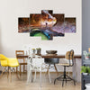 A Conglomeration Of Adventure And Joy in Armenia, Multi Panel Canvas Wall Art