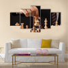 Beautiful Chess multi panel canvas wall art