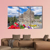 The Banff Springs Hotel in the Canadian Rockies. The Banff Springs wall art