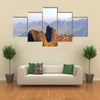 Simien National Park, Ethiopia, Ethiopia multi panel canvas wall art