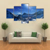 Mount in Andorra Multi panel canvas wall art