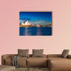 Sydney Harbor, New South Wales, Australia.Multi panel canvas wall art