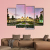 Ho Chi Minh City Hall, Ho Chi Minh City, Vietnam multi panel canvas wall art