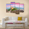 Great Wall of China at the Jinshanling section multi panel canvas wall art
