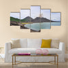 Tavurvur volcano, Papua New Guinea Multi panel canvas wall art