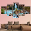 The Havasupai Falls, Arizona multi panel canvas wall art