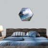 Famous tourist landmark, Ontario, Canada hexagonal canvas wall art