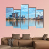 Marina Bay is a bay near Central Area in the southern part of Singapore multi panel canvas wall art