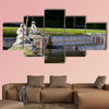 Nymphenburg multi panel canvas wall art