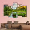 Yosemite National Park multi panel canvas wall art