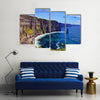 Breathtaking natural nature landscape Multi Panel Canvas Wall Art