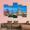San Antonio, Texas, USA skyline Multi panel canvas wall art