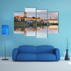 The Shannon river scenery in Limerick city, Ireland multi panel canvas wall art