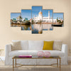 Sultan Omar Ali Saifuddin Mosque - Bandar Seri Begawan – Brunei Multi panel canvas wall art