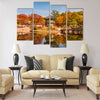 Gyeongbokgung Palace in seoul Korea Multi panel canvas wall art