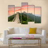 Great Wall of China at the Jinshanling section. Multi panel canvas wall art