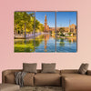 Seville, Spain at Spanish Square, Plaza de Espana multi wall art