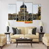 Montana State capitol in Helena Multi panel canvas wall art