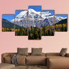 An image of Mount Robson in British Columbia, wall art