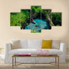 To sua ocean trench famous swimming hole Multi panel canvas wall art
