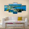 Summer of Koror, Palau Malakal Island multi panel canvas wall art