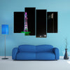 A Memorable Place View Multi Panel Canvas Wall Art