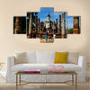 Sukhothai Historical Park, Sukhothai Multi Panel Canvas Wall Art