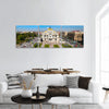 Palacio de Bellas Artes ,Alameda and Center of Mexico City Panoramic canvas Wall Art