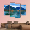Lofoten is an archipelago in the county of Nordland, Norway wall art