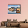 Jal Mahal (Water Palace) in Man sagar Lake, Jaipur, India wall art