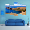 A Beautiful view of the Island on Lake Titicaca in Bolivia Multi Panel Canvas Wall Art