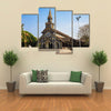 Kon Tum Vietnam A Wooden Church Central Highlands Of Viet Multi Panel Canvas Wall Art