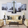 The War of Independence Victory Column Multi panel canvas wall art