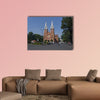 Saigon Notre-Dame Cathedral Basilica in Ho Chi Minh City wall art