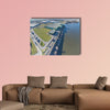 Thyssenkrupp is shipping their products, Krefeld, Germany wall art