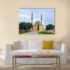 Turkish Mosque, near the Martyrs' Lane Multi Panel Canvas Wall Art
