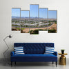 Beautiful View Of A Red Sea, Cairo Multi Panel Canvas Wall Art