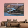 The Yellow River laoniuwan multi panel canvas wall art