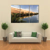 The UbariOasi, Fezzan, Libya, Multi Panel Canvas Wall Art
