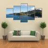 Caribbean Sea - Grenada Island - Saint George's bay Multi panel canvas wall art