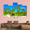 Escape the Dreamscape on Maldives multi panel canvas wall art