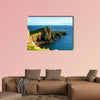 Neist point Lighthouse Multi panel canvas wall art