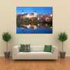 World Heritage Surrounded By Water Multi Panel Canvas all Art Print Set