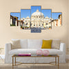 Basilica di San Pietro, Vatican City, Rome, Italy Multi panel canvas wall art