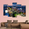 The Capital City of Buenos Aires in Argentina multi panel canvas wall art