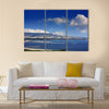 Varna Bulgaria view from Asparuhovo Multi panel canvas wall art