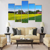 Finnish summer landscape Multi panel canvas wall art
