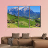 Mt. Stanserhorn, Switzerland, a view from the foot canvas wall art