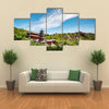 Tianma Island Scenic Spot, Linyi, Shandong multi panel canvas wall art