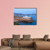 Historic Marrana Baths at the Mediterranean coast in Isla Plana wall art